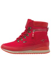 Kangaroos Woodhollow Light Winter Boots Red