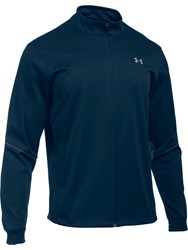 Under Armour Men's Elements Full Zip Jumper Sea Blue