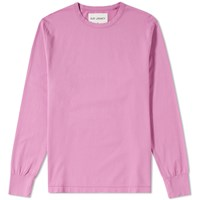 Our Legacy Long Sleeve Cuff Tee Pink