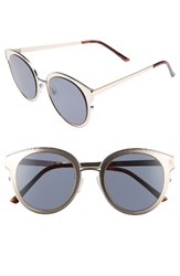 Women's Bp. 50Mm Round Lens Sunglasses