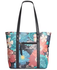 Styleandco. Style Co. Perrie Tote Only At Macy's Floral