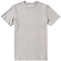 Reigning Champ Tiger Jersey Tee Grey