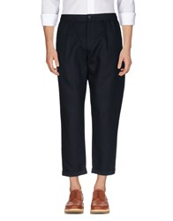 Suit Casual Pants Dark Blue