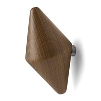 Normann Copenhagen Tivoli Quin Wall Hook Large Smoked Oak