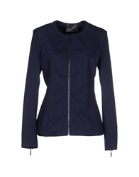 G.Sel Jackets Dark Blue
