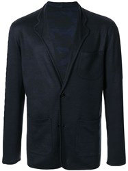 Loveless Relaxed Fit Blazer Blue