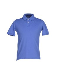 Woolrich Topwear Polo Shirts Men Blue