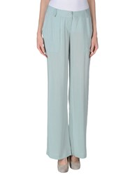 Ekle' Trousers Casual Trousers Women Sky Blue