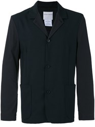 Stephan Schneider Integrity Blazer Men Wool L Blue