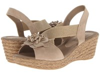 Spring Step Ruby Mae Beige Women's Dress Sandals