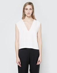 Need Reversible Tank In Ivory