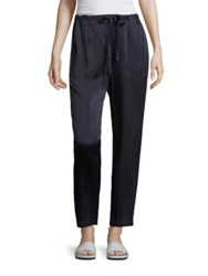 Vince Patch Pockets Track Pants Coastal Blue