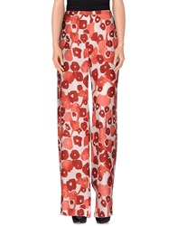 Max Mara Trousers Casual Trousers Women Red