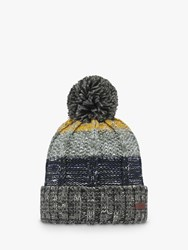 Barts Vista Beanie One Size Dark Grey