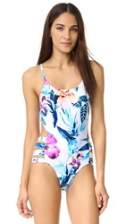 6 Shore Road Beach Party One Piece Colonial Floral