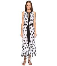 Proenza Schouler Dress Cover Up White Women's Swimwear