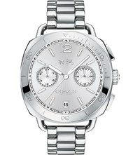 Coach Tatum Stainless Steel Watch