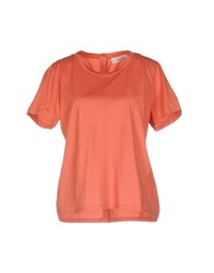 Jucca T Shirts Coral