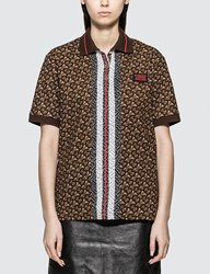 Burberry Copland Polo Brown