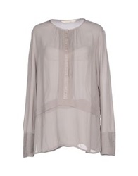 Nougat London Blouses Light Grey
