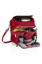 Picnic Time 'Pranzo' Insulated Lunch Tote Red