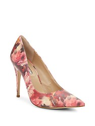 Bcbgeneration Oslo Floral Point Toe Pumps Pink