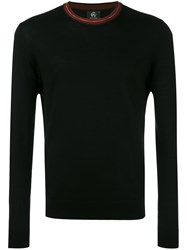 Paul Smith Ps By Round Neck Jumper Black