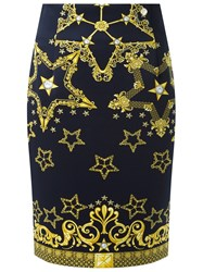 Versace Collection Collection G31840g602937 G7381 Synthetic Polyester Blue