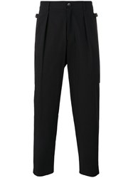 Damir Doma Slouch Trousers Black