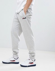 Fila Black Line Finn Jogger With Small Logo In Gray Gray