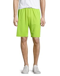 Psycho Bunny Sport Performance Shorts Macaw Green