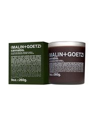 Malin Goetz Cannabis Candle 260G Brown