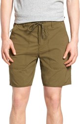 Brixton Men's Prospect Relaxed Fit Service Shorts