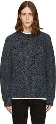 Alexander Wang T By Black Chunky Sweater