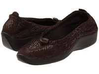 Arcopedico L14 Caf Women's Flat Shoes Brown