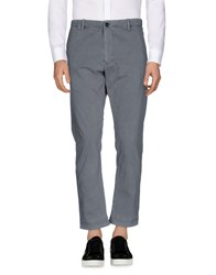 Monocrom Casual Pants Grey