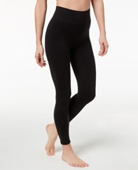 Hanes Perfect Body Wear Seamless Leggings Black