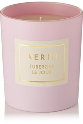 Aerin Beauty Tuberose Le Jour Scented Candle Pink