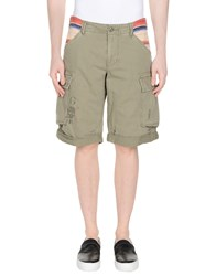 Denim And Supply Ralph Lauren Bermudas Military Green