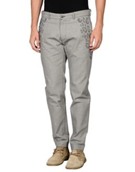 Just Cavalli Casual Pants Grey