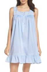 Eileen West Women's Chambray Chemise