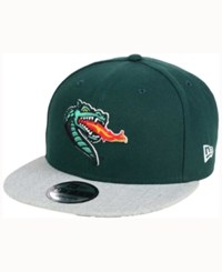 New Era Alabama Birmingham Blazers Mb 9Fifty Snapback Cap Green