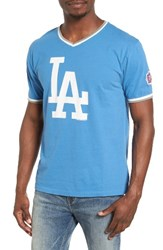 American Needle Men's Eastwood Los Angeles Dodgers T Shirt