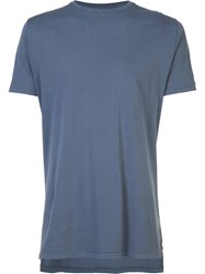 Zanerobe Plain T Shirt Blue