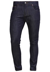Your Turn Slim Fit Jeans Raw Blue Raw Denim