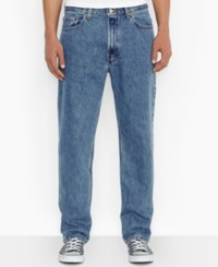 Levi's 550 Relaxed Fit Jeans Medium Stonewash