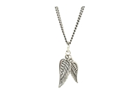 King Baby Studio Double Wing Pendant Necklace