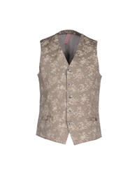 Asfalto Vests Grey