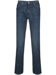 Levi's Made And Crafted 511 Slim Selvedge Jeans Blue
