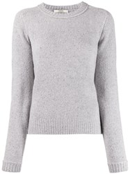 Odeeh Long Sleeve Ribbed Knit Pullover 60